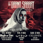 <b>Le Grand Sabbat du 10 au 12 mai à Toulouse</b>