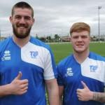 <b>Deux espoirs de Wigan en prêt au TO XIII</b>