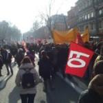 <b>La fonction publique dans les rues de Toulouse</b>