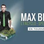 <b>L'humoriste Max Bird en spectacle au Bascala en 2019</b>