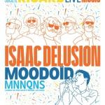 <b>Le Ricard Live Music au Bikini avec Moodoid et Isaac Delusion !</b>