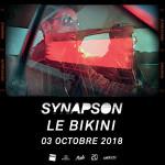 <b>Synapson en concert le 3 octobre à Toulouse</b>