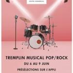 <b>Tremplin musical à Saint Orens en juin !</b>