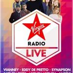 <b>Soirée Virgin Radio : Vianney, Eddy de Pretto, Angele à l'Envole Côté Plage</b>