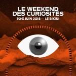 <b>Concours : Gagnez vos pass pour le Weekend des Curiosités 2018 !</b>