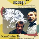 <b>Steve &amp; Stan : Wouaf ! Ciné-concert à choix multiples</b>