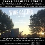 <b>Wine Calling - Avant-première et Dégustation de vins natures</b>