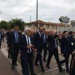 <b>Rencontre d'@EPhilippePM @PrefetOccitanie @jlmoudenc avec les habitants et commerçants du quartier d...</b>