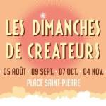 <b>Aujourd&#039;hui, créateurs toulousains et régionaux vous accueillent place St Pierre :  http://bit....</b>