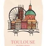 <b>Mes bonnes adresses Toulousaines sur mon blog ! Et en prime, un joli dessin de Toulouse !   http://w...</b>