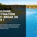 <b>Vous programmez vos vacances ? #Toulouse est LA destination city-break de l'été :  http://bit.ly/2t0...</b>