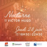 <b>Ce soir, profitez de la nocturne du @MarcheHugo !  #Toulouse #visiteztoulousepic.twitter.com/33Ub9Zf...</b>
