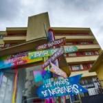 <b>La Passerelle à Negreneys, un nouveau lieu pour réconcilier l'art et le quartier</b>