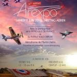 <b>Airexpo 2018 ce samedi 2 juin à l'aérodrome Muret-Lherm</b>