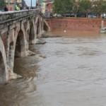 <b>Intempéries : le niveau de la Garonne vers un pic</b>