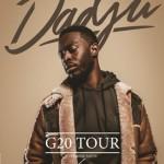 <b>Dadju s'offre un Zénith de Toulouse en novembre 2018!</b>
