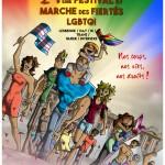 <b>La Marche des fiertés ce samedi à Toulouse !</b>