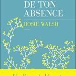 <b>CONCOURS – GAGNEZ LE LIVRE «Les jours de ton absence»</b>