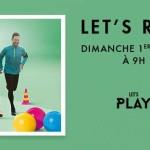 <b>La Let's Run 2018 ce dimanche au Centre Commercial Blagnac !</b>