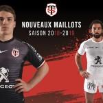 <b>Le Stade toulousain présente les nouveaux maillots pour la saison 2018/2019 !</b>
