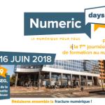 <b>Numeric'days ce samedi 16 juin à Toulouse !</b>