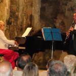 <b>Duo affetuoso en concert dans le cadre du Festival International de Musique en Occitanie</b>