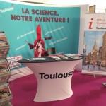 <b>Nous sommes présents au Congrès Mondial des Planétariums IPS à la @CiteEspace #Toulouse #visiteztoul...</b>