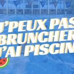 <b>Où nager ce dimanche à #Toulouse ? Alex Jany de 10h à 20h Bellevue de 10h à 20h Castex de 9h30 à 20h...</b>