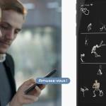 <b>Super pratique la Visite Mobile. Le mur est interactif et permet de se balader tout en jouant à la d...</b>