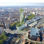<b>Avis favorable pour la Tour Occitanie, futur gratte-ciel de Toulouse</b>