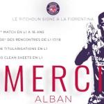 <b>Transfert : Alban Lafont rejoint la Fiorentina</b>