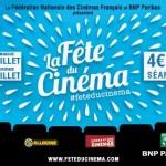 <b>La Fête du Cinéma 2018 débute ce dimanche jusqu'à mercredi</b>