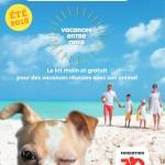 <b>Le kit vacances pour son animal</b>