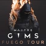 <b>Maitre Gims et son Fuego Tour à Toulouse le 5 décembre 2018</b>
