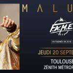<b>Concert : Maluma en septembre au Zénith de Toulouse</b>