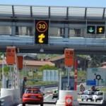 <b>Opération péage gratuit sur l'A61 au sud de Toulouse contre la loi Elan sur le handicap</b>