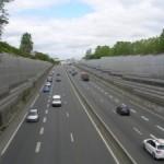 <b>Un automobiliste roule à contresens sur l'A64 à Toulouse</b>
