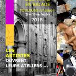 <b>Les Arts en Balade à Toulouse - 3ème édition</b>