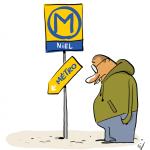<b>[#LeBQE] Pourquoi y a-t-il une station fantôme dans le métro toulousain?</b>