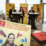 <b>Carole Delga présente les nouvelles mesures de la Région en faveur des jeunes</b>