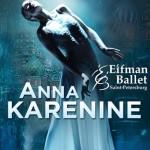 <b>Anna Karenine par le ballet Eifman en décembre 2018 à Toulouse</b>