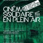 <b>Cinéma Solidaire en plein air en septembre à Toulouse</b>