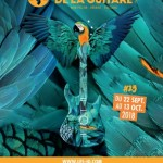 <b>Les Internationales de la Guitare en septembre à Toulouse et dans la région !</b>