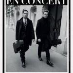 <b>Le Songbook de Benjamin Biolay et Melvil Poupaud en janvier 2019 à Toulouse</b>