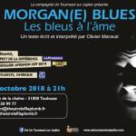 <b>Morgan(e) Blues, les bleus à l&#039;âme</b>