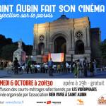 <b>Saint-Aubin fait son cinéma</b>