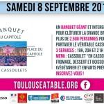<b>Inscrivez-vous pour le cassoulet géant place du Capitole de samedi avec @Toulouseatable !  http://bi...</b>