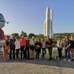 <b>Ce matin, accueil presse de journalistes avec @Renfe_SNCF à #Toulouse  #visiteztoulouse @CiteEspacep...</b>