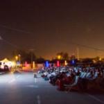 <b>&gt; Toile à l'américaine: Ciné Drive-in</b>