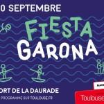 <b>Ce week-end, c'est la Fiesta Garona à Toulouse !</b>